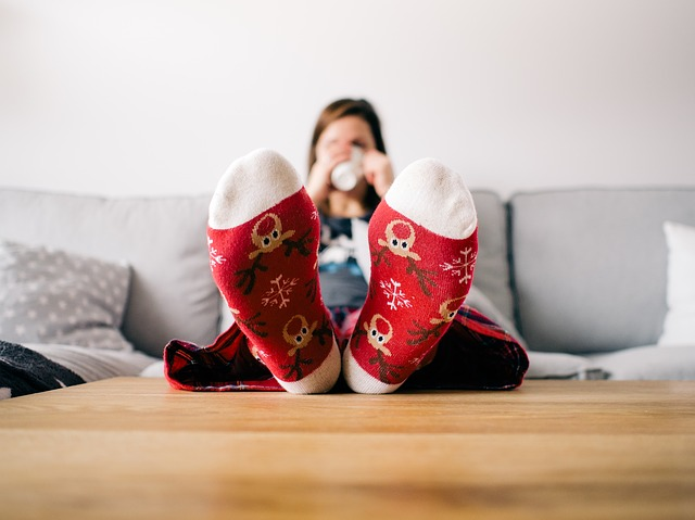 How to get rid of the feeling of cold feet