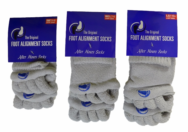 GUIDE: How to choose the correct size of Foot Alignment Socks