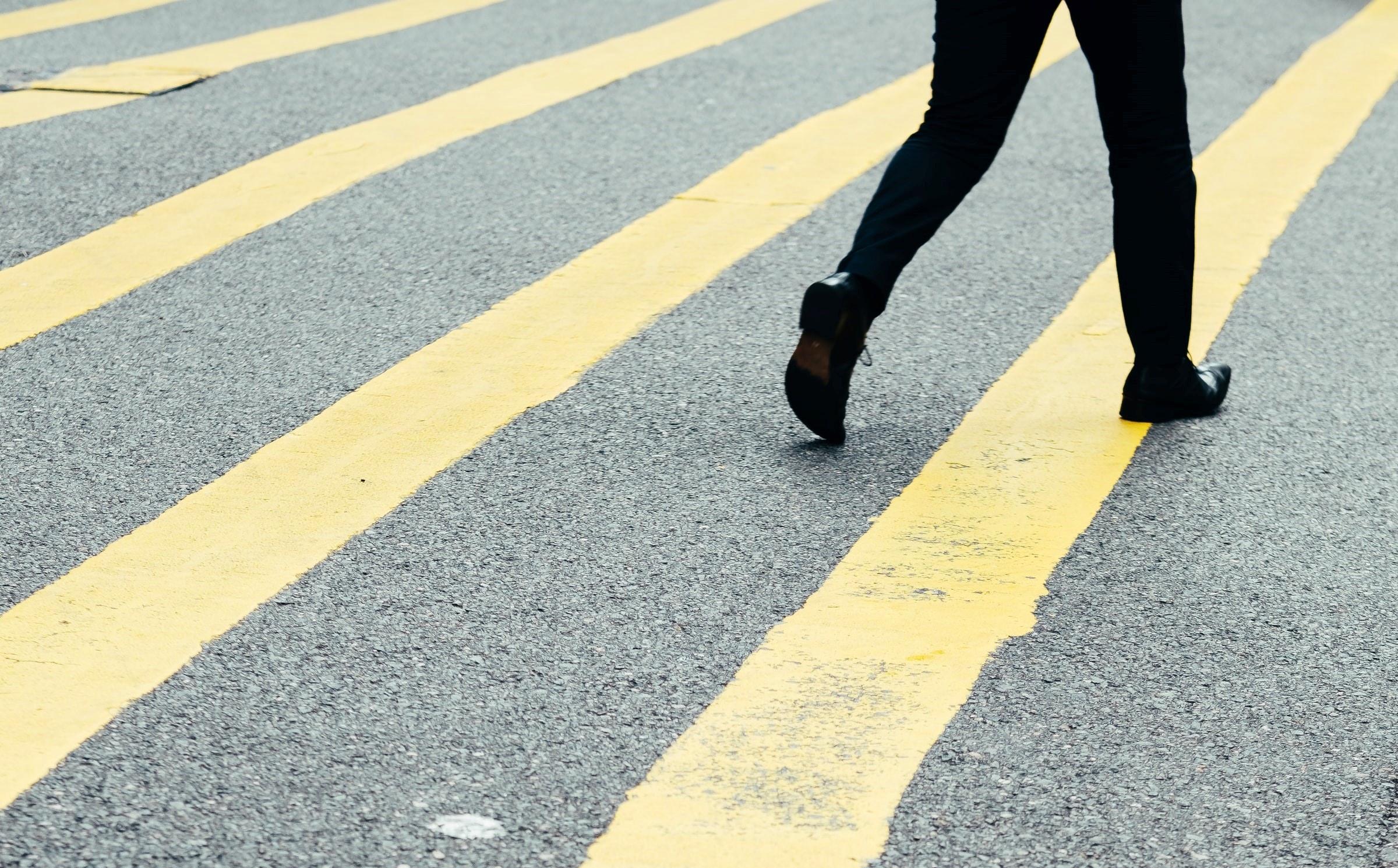 X-Beine können Plattfüße verursachen