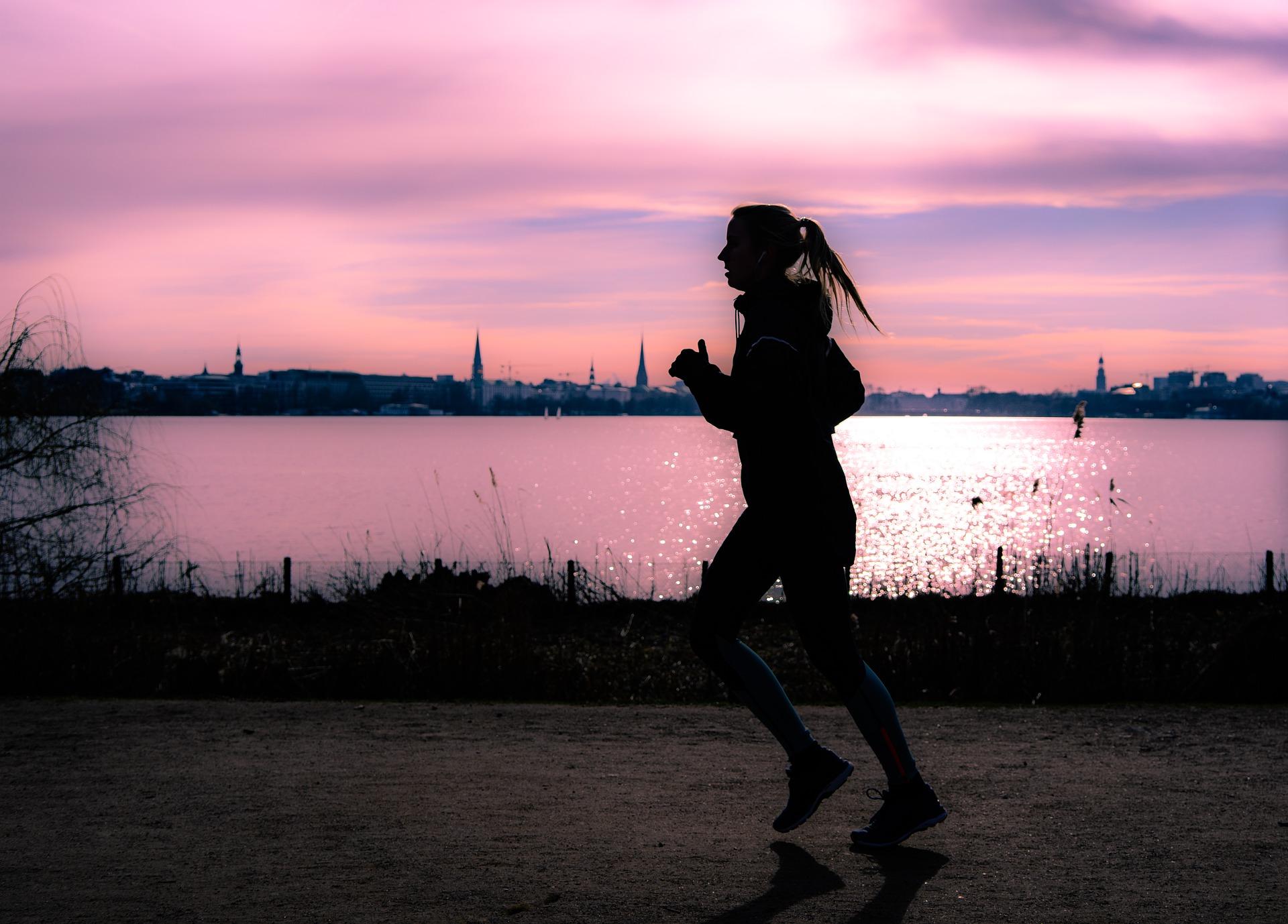Mit dem Laufen beginnen