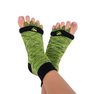 Foot Alignment Socks GREEN
